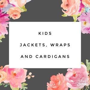Kids Jackets and Wraps
